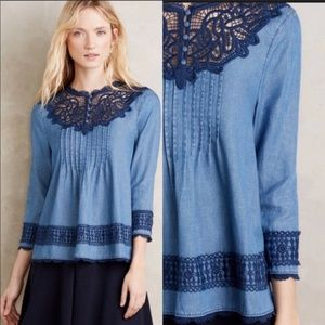 Anthropologie Top from Holding Horses